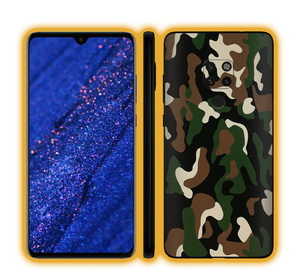 Huawei Mate 20X - Camouflage Skins / Wraps