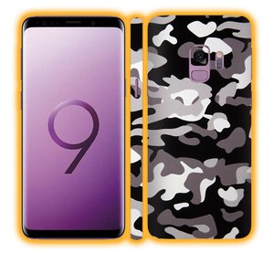 Samsung Galaxy S9 - Camouflage Skins / Wraps