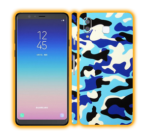Galaxy A8 Star - Camouflage Skins / Wraps