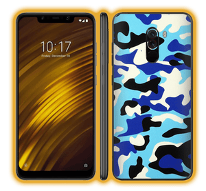 Pocophone F1  - Camouflage Skins / Wraps