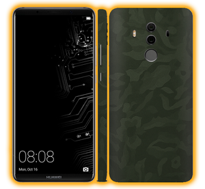 Huawei Mate 10 - Camouflage Skins / Wraps