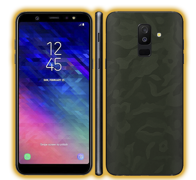 Galaxy A6 Plus - Camouflage Skins / Wraps