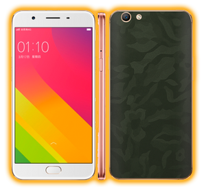 Oppo F1s - Camouflage Skins / Wraps