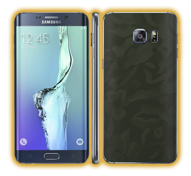 Galaxy S6 Edge Plus - Camouflage Skins / Wraps