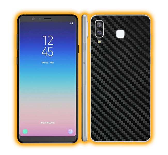 Galaxy A8 Star - Carbon Fiber Skins / Wraps
