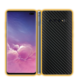 Samsung Galaxy S10 Plus - Carbon Fiber Skins / Wraps