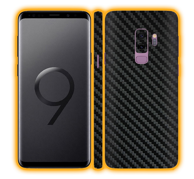 Galaxy S9 Plus - Carbon Fiber Skins / Wraps