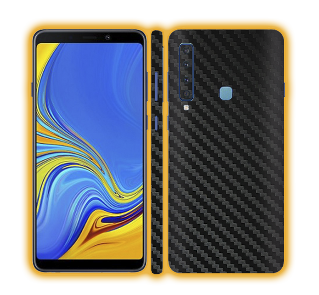 Galaxy A9 2018 - Carbon Fiber Skins / Wraps
