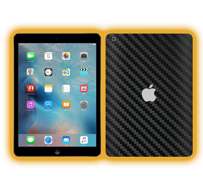 Ipad Air 1 - Carbon Fiber Skins / Wraps