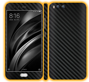 Mi Note 3 - Carbon Fiber Skins / Wraps
