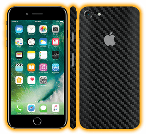 iPhone 8 - Carbon Fiber Skins / Wraps