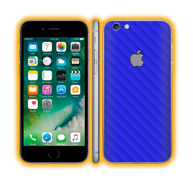 wholesale dealer d1e69 f693f iPhone 6s - Carbon Fiber Skins / Wraps