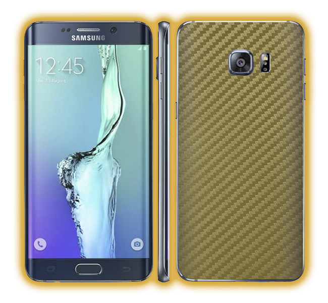 Galaxy S6 Edge Plus - Carbon Fiber Skins / Wraps