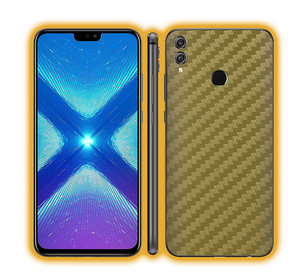 Honor 8X - Carbon Fiber Skins / Wraps
