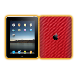 Ipad 1 - Carbon Fiber Skins / Wraps