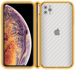 iPhone 11 Pro  - Carbon Fiber Skins / Wraps