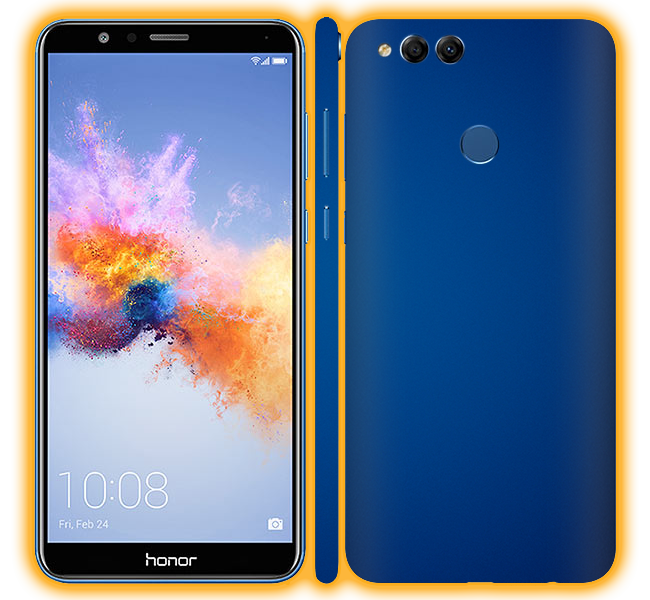 Honor 7x - Chrome Matte Skins / Wraps