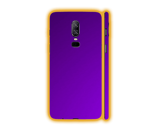 OnePlus 6  - Chrome Matte Skins / Wraps