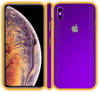 iPhone XS MAX  - Chrome Matte Skins / Wraps