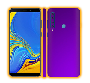 Galaxy A9 2018 - Chrome Matte Skins / Wraps