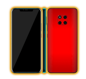 Huawei Mate 20 Pro - Chrome Matte Skins / Wraps