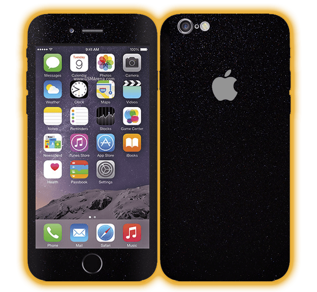 iPhone 6s - Glitter Skins / Wraps