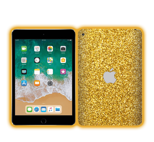 Ipad Mini 4 - Glitter Skins / Wraps