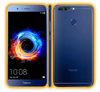 Honor 8 Pro - Brushed Metal Skins / Wraps