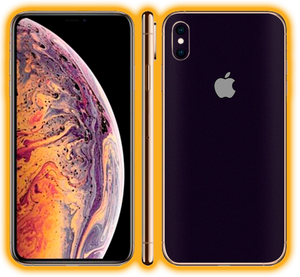 iPhone XS MAX  - Hybrid Elements Skins / Wraps