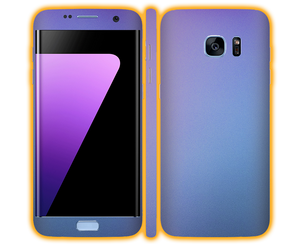Samsung Galaxy S7 Edge - Hybrid Elements Skins / Wraps