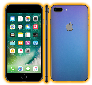iPhone 8 Plus - Hybrid Elements Skins / Wraps