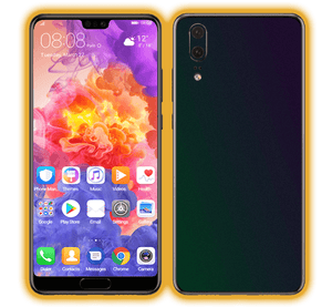 Huawei P20 - Hybrid Elements Skins / Wraps