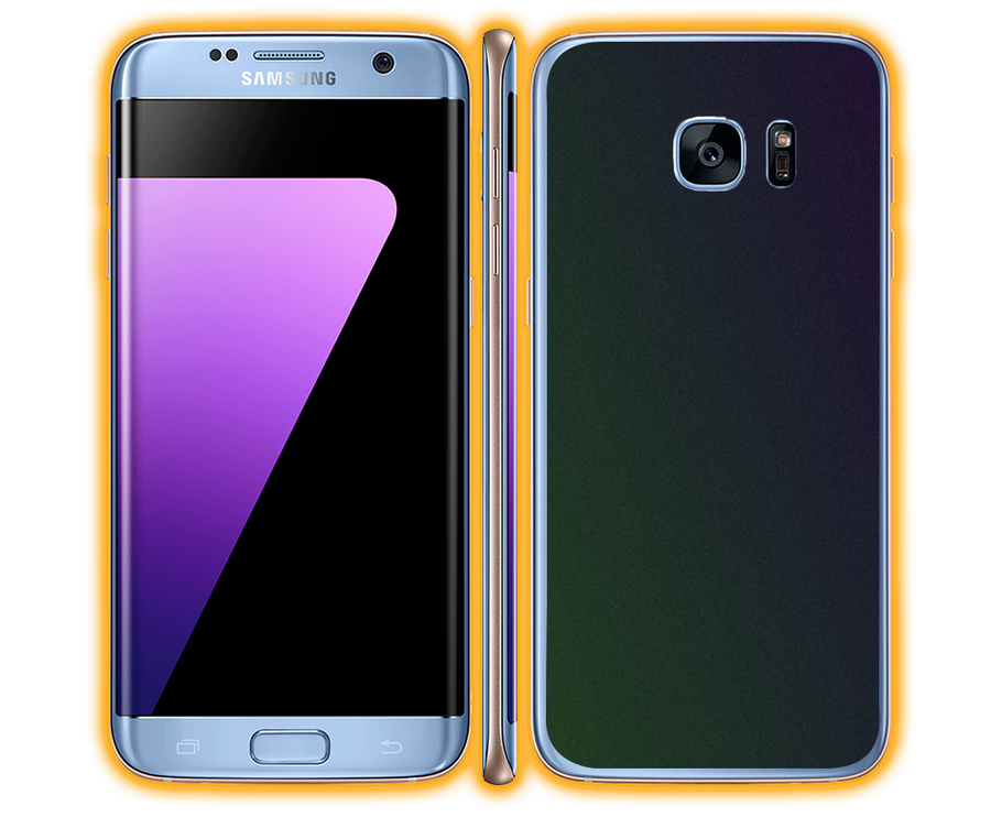 Galaxy S7 - Hybrid Elements Skins / Wraps