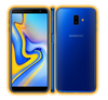 Galaxy J6 Plus - Brushed Metal Skins / Wraps