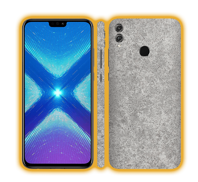 Honor 8X - Marble Skins / Wraps