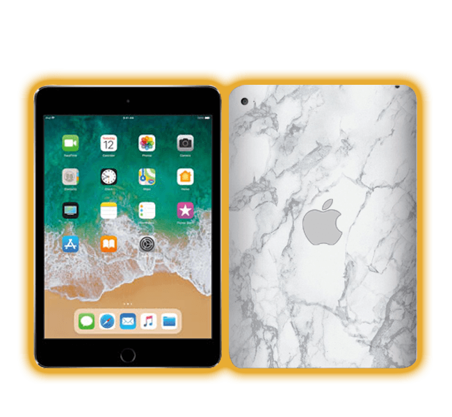 Ipad Mini 4 - Marble Skins / Wraps