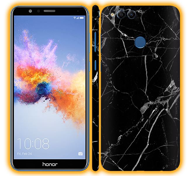 Honor 7x - Marble Skins / Wraps
