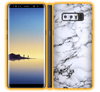 Galaxy Note 8 - Marble Skins / Wraps