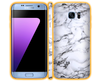 Galaxy S7 Edge - Marble Skins / Wraps