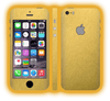 iPhone 5s - Brushed Metal Skins / Wraps