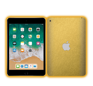 Ipad Mini 4 - Brushed Metal Skins / Wraps