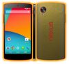 Nexus 5 - Brushed Metal Skins / Wraps