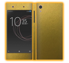 Sony Xperia XA1 - Brushed Metal Skins / Wraps