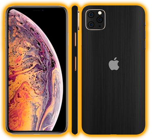 iPhone 11 Pro Max  - Brushed Metal Skins / Wraps