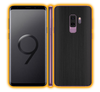 Galaxy S9 Plus - Brushed Metal Skins / Wraps
