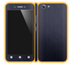 Vivo Y53 - Brushed Metal Skins / Wraps