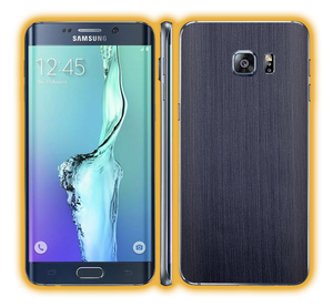 Galaxy S6 Edge Plus - Brushed Metal Skins / Wraps