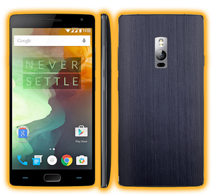 OnePlus 2 - Brushed Metal Skins / Wraps