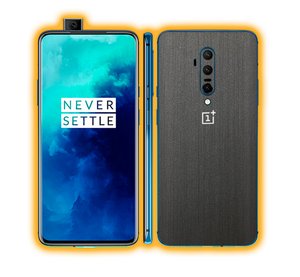 OnePlus 7T Pro  - Brushed Metal Skins / Wraps