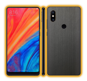 Mi Mix 2S - Brushed Metal Skins / Wraps